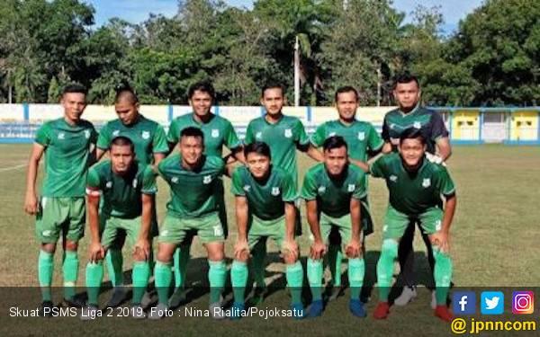 PSMS 4 vs 1 Tim Pra PON Sumut: Gurning Tetap Belum Puas Performa Lini Belakang - JPNN.com