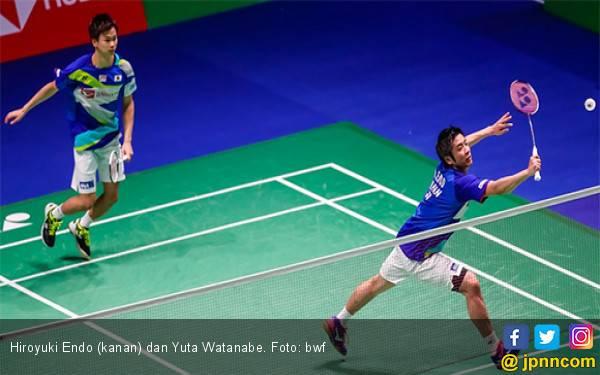 Final Sudirman Cup 2019: Ada Kejutan di Susunan Pemain Tiongkok Vs Jepang - JPNN.com