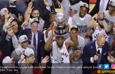 Toronto Raptors Catat Final NBA Pertama dalam Sejarah - JPNN.com