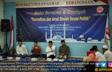 Respons Bursah Zarnubi Pasca-Pengumuman Hasil Pilpres 2019 - JPNN.com