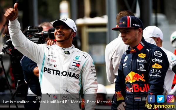 Formula 1 2019: Lewis Hamilton Buru Rekor Baru di Sirkuit Silverstone - JPNN.com