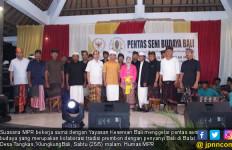 Sosialisasi Empat Pilar MPR Berkolaborasi dengan Tradisi Prembon Bali - JPNN.com