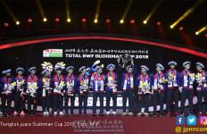 Ada Peran Anthony Ginting di Balik Keberhasilan Tiongkok Juara Sudirman Cup 2019 - JPNN.com