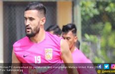 Hadapi Madura United, Borneo FC Turunkan Duet Javlon Guseynov dan Jan Lammers - JPNN.com