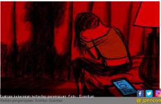 Tak Tahan Dengar Suara Anak Menangis, Suami Pukul Istri - JPNN.com