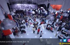 Wahana: Penjualan Motor Honda Jakarta - Tangerang Meleset dari Target - JPNN.com