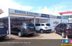 Chevrolet Siapkan Posko Mudik 2019 di 11 Titik Pulau Jawa - JPNN.com