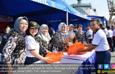 Sambut Hari Jadi Ke-58, Kolinlamil Gelar Bazar Murah - JPNN.com