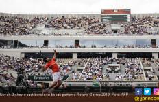 Novak Djokovic Butuh Waktu 96 Menit Lolos ke Babak Kedua Roland Garros - JPNN.com