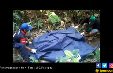 Mayat Mr X Ditemukan, Kepala Sudah Jadi Tengkorak - JPNN.com
