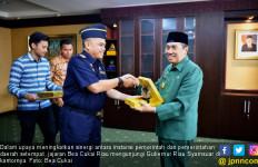 Bea Cukai Riau Tingkatkan Sinergi dengan Pemprov - JPNN.com