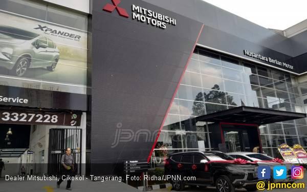 Xpander Laris, MMKSI Genjot Dealer Baru di Tangerang - JPNN.com