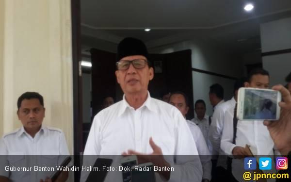Banten Lama Kumuh, Gubernur WH Tegur OPD - JPNN.com