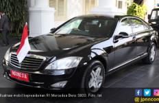 Mercedes Benz Sudah Siapkan Mobil Kepresidenan Jokowi yang Lebih Keren - JPNN.com