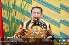 Bamsoet Ajak Seluruh Elemen Masyakarat Sabar Tunggu Putusan MK - JPNN.com
