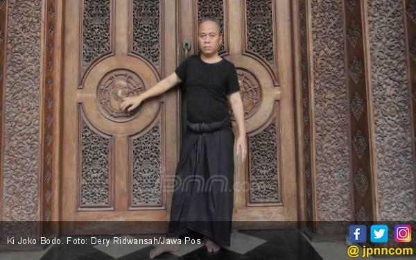 Ki Joko Bodo Wakafkan Tanahnya untuk Pembangunan Masjid - JPNN.com
