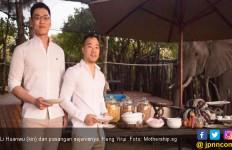 Menikah Sesama Jenis, Cucu Lee Kuan Yew Terancam Dipenjara - JPNN.com