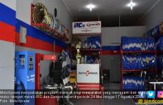 Ganti Ban IRC dan Zeneos di MotoXpress Dapat Diskon 50 % untuk Pembelian Oli Gulf - JPNN.com
