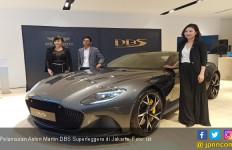 Sedan Super GT Terbaik Dunia Milik Aston Martin Menyapa Indonesia - JPNN.com
