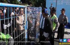 Mudik Gratis BUMN Ricuh, Pemudik Mengamuk - JPNN.com