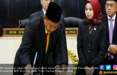 Pemprov Jabar Kembali Raih WTP Kedelapan Kalinya - JPNN.com