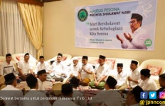 Selawatan Bersama untuk Rajut Kembali Persatuan Indonesia - JPNN.com