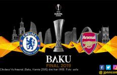 Sebelum Chelsea Vs Arsenal, Inilah Finalis Liga Europa dalam 10 Tahun Terakhir - JPNN.com