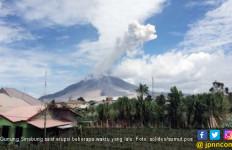 Kualitas Udara di Tanah Karo sudah Baik Pascaerupsi Gunung Sinabung - JPNN.com