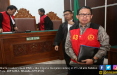 Sidang Lanjutan Joko Driyono, Replik JPU Dinilai Mengada-ada - JPNN.com