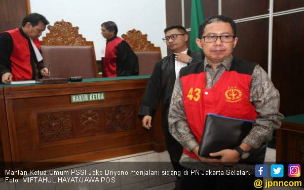 Staf Keuangan Persija Terseret Kasus Joko Driyono - JPNN.com