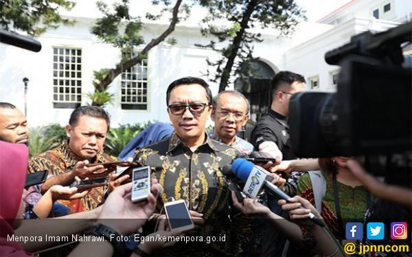 Hadi Santoso Minta KPK Objektif Soal Kasus Suap Dana Hibah KONI - JPNN.com