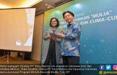 Tokio Marine Life Insurance Indonesia Luncurkan MULIA-Asuransi Mudik & Liburan Aman Cuma-Cuma - JPNN.com