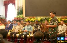 Panglima Mutasi 72 Perwira Tinggi TNI, Nih Namanya - JPNN.com