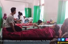 1 Orang Meninggal, 89 Dirawat Akibat Keracunan Ayam Kremes - JPNN.com