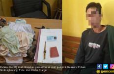 Polisi Tangkap Pria 31 Tahun Pencuri 19 Celana Dalam Wanita - JPNN.com