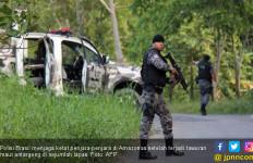 Tawuran Antargeng Penjara, 55 Napi Tewas - JPNN.com