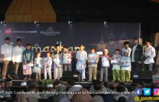 PT Adhi Commuter Properti Berbagi Kebahagiaan ke Karyawan dan Masyarakat - JPNN.com