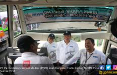 Perdana, PT PNM Gelar Mudik Bareng BUMN - JPNN.com