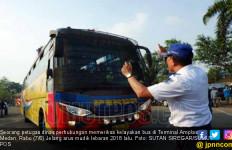 Polisi Sebut Ada 74 Titik Rawan Macet di Sumut Saat Musim Mudik Lebaran - JPNN.com