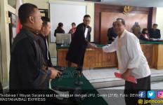 Ketua KPPS Perusak Surat Suara Dituntut Ringan - JPNN.com