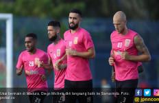 Usai Kalah di Madura, Skuat Borneo FC Langsung Balik Kanan - JPNN.com