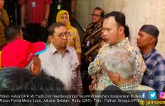 Fadli Zon Kecewa Usai Kunjungi Lieus dan Eggi - JPNN.com