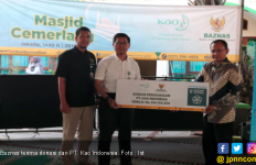 Kao Indonesia Donasi Produk senilai Rp 292 Juta ke BAZNAS - JPNN.com