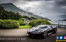 Bugatti La Voiture Noire Rebut Gelar Hypercar Berdesain Indah - JPNN.com