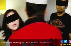 Dokter Cantik Digerebek Suami, Diduga Praktik Bikin Anak di Hotel - JPNN.com