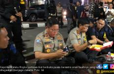 Pantau Kondisi Anak Buah, Kapolda Maluku Buka Puasa Bersama di Bundaran HI - JPNN.com
