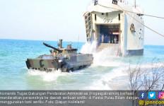 Panglima Kolinlamil Pimpin Pendaratan ke Daerah Serbuan Amfibi - JPNN.com