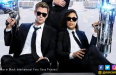 Aksi Agen Penumpas Alien dalam Men in Black: International - JPNN.com