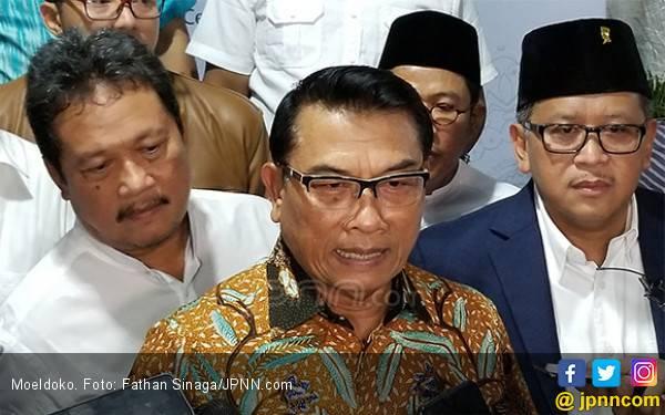 Ini Bocoran dari Moeldoko soal Kandidat Wakil Panglima TNI - JPNN.com