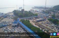 Selamat Datang 2.845 Pemudik di Pelabuhan Merak - JPNN.com